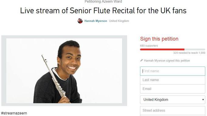 006 azeem ward's flute recital know your meme,Flute Meme Song