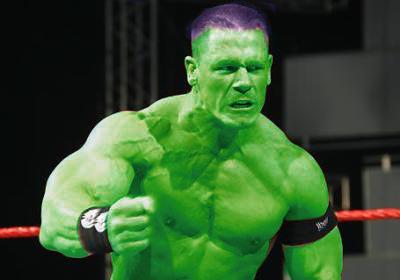 Cena Smash | John Cena | Know Your Meme