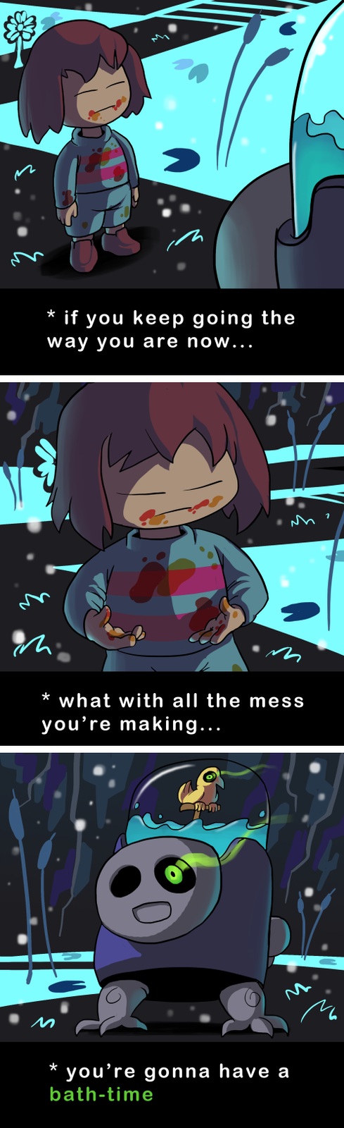 Undertale - Page 2 Cce