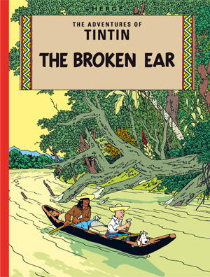 The Broken Ear cover page