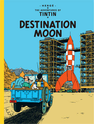 Destination Moon cover page
