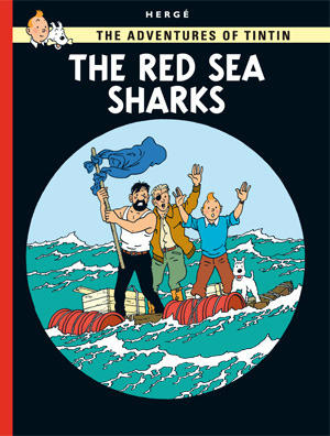 The Red Sea Sharks cover page