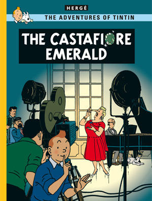 The Castafiore Emerald cover page