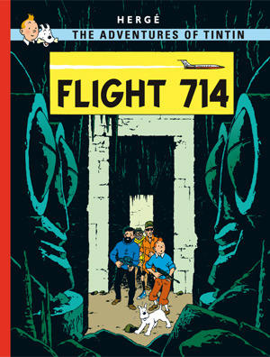 Flight 714 cover page