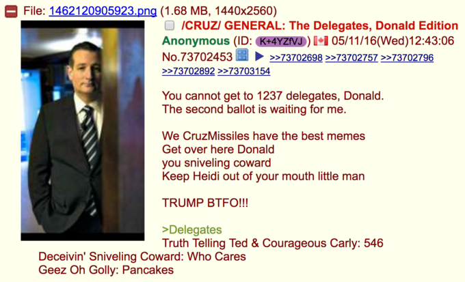 The Delegates Donald Know Your Meme