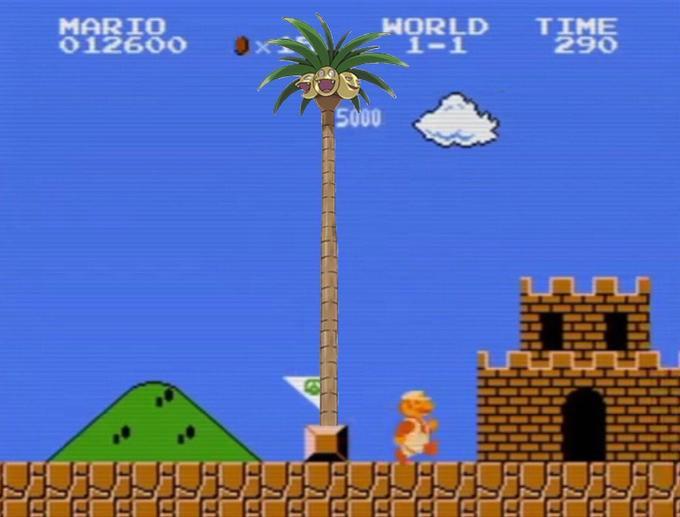Exeggutor Alola Version memes   Pokemon Sun & Moon « Kanye West Forum
