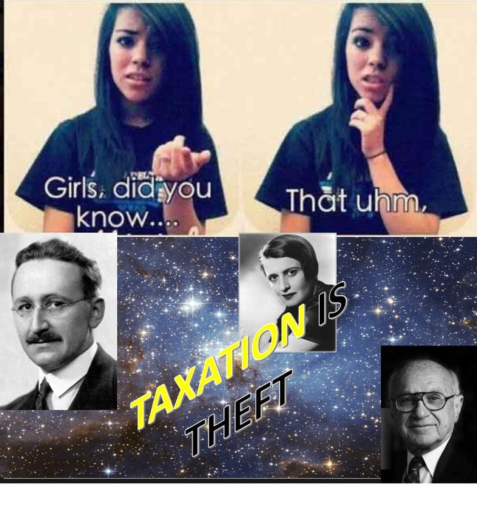 483 taxation is theft know your meme,Did You Know That Meme