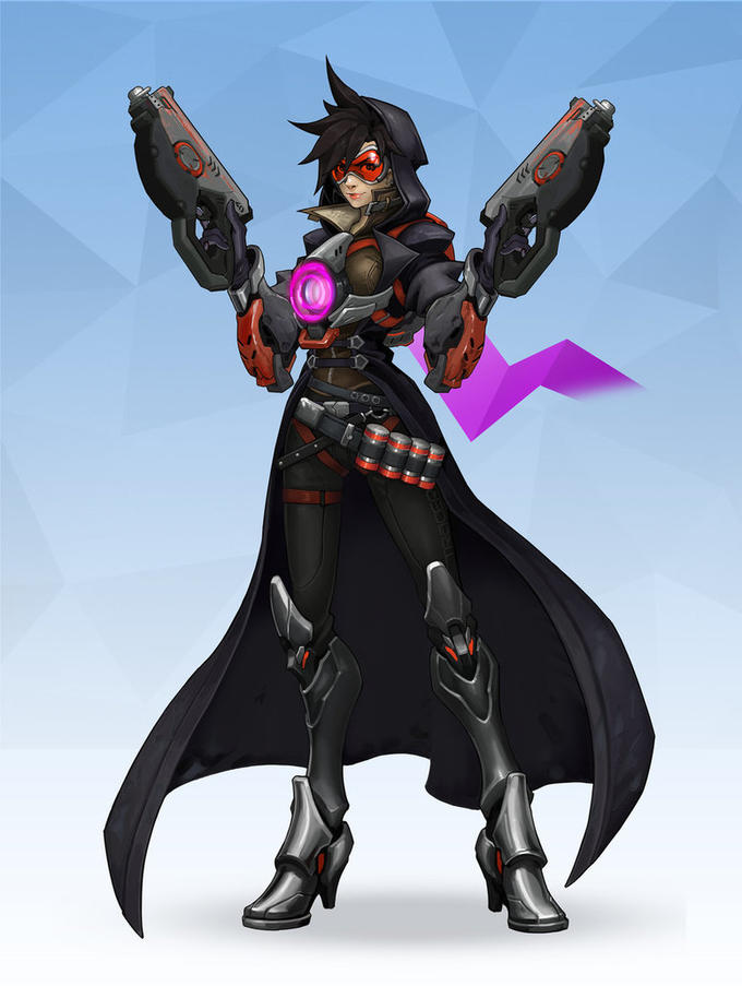 Tracer Christmas Skin.How Receptive Would You Be To Edgy Dark Talon Skins Of