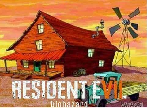 Resident Evil VII (?)