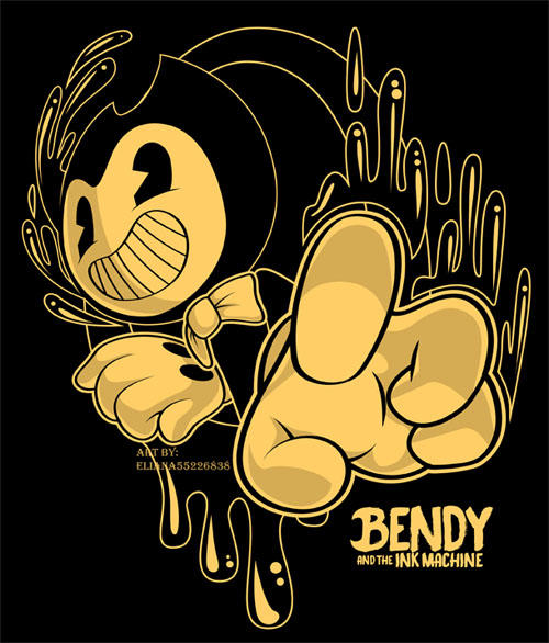 bendy and the ink machine toys r us