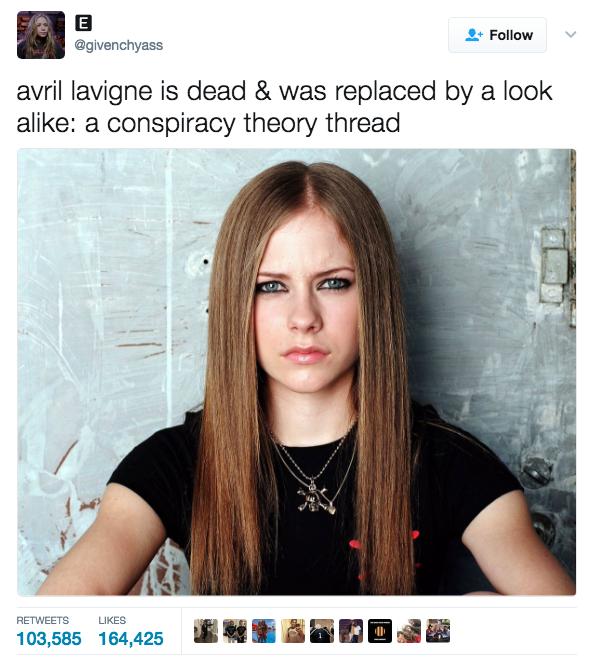 Resultado de imagen para avril lavigne meme