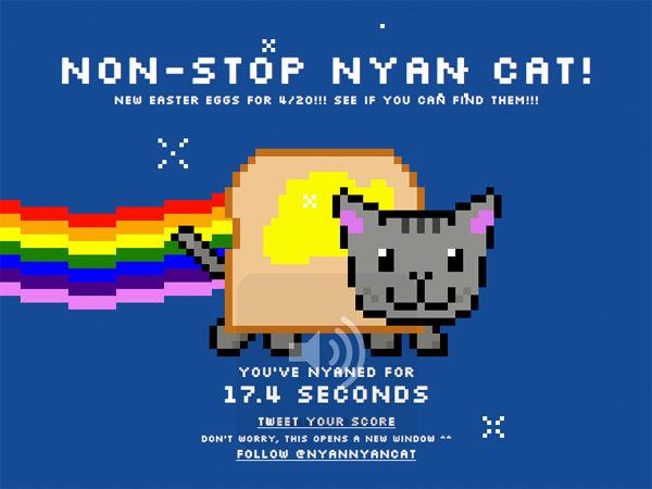 How To Put Nyan Cat In Animal Jam