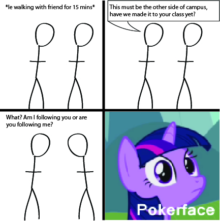 acid poker face meme meaning