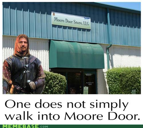 [Image - 127886] | One Does Not Simply Walk into Mordor ...