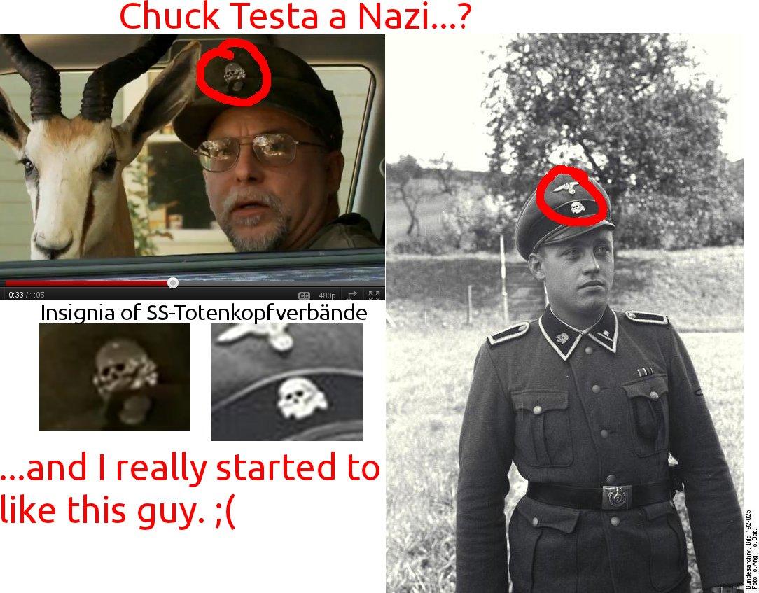 Funny Ww2 Memes: Nope! Chuck Testa