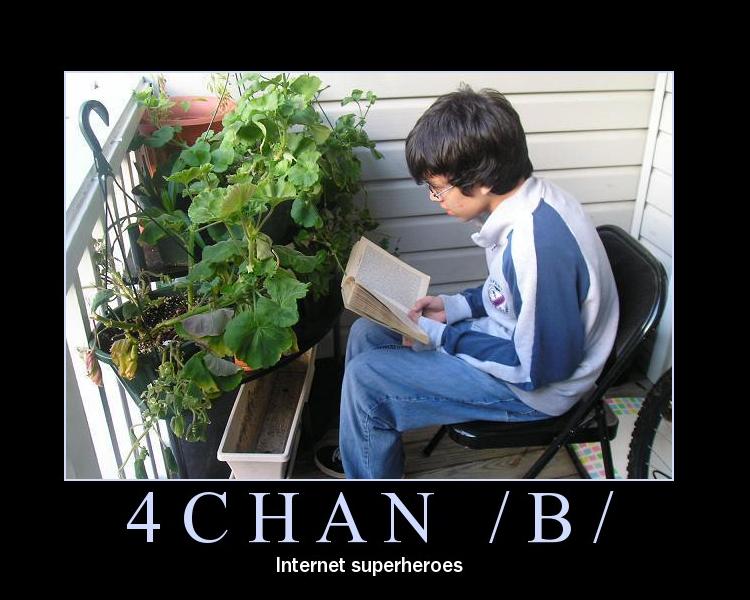 4chan random b