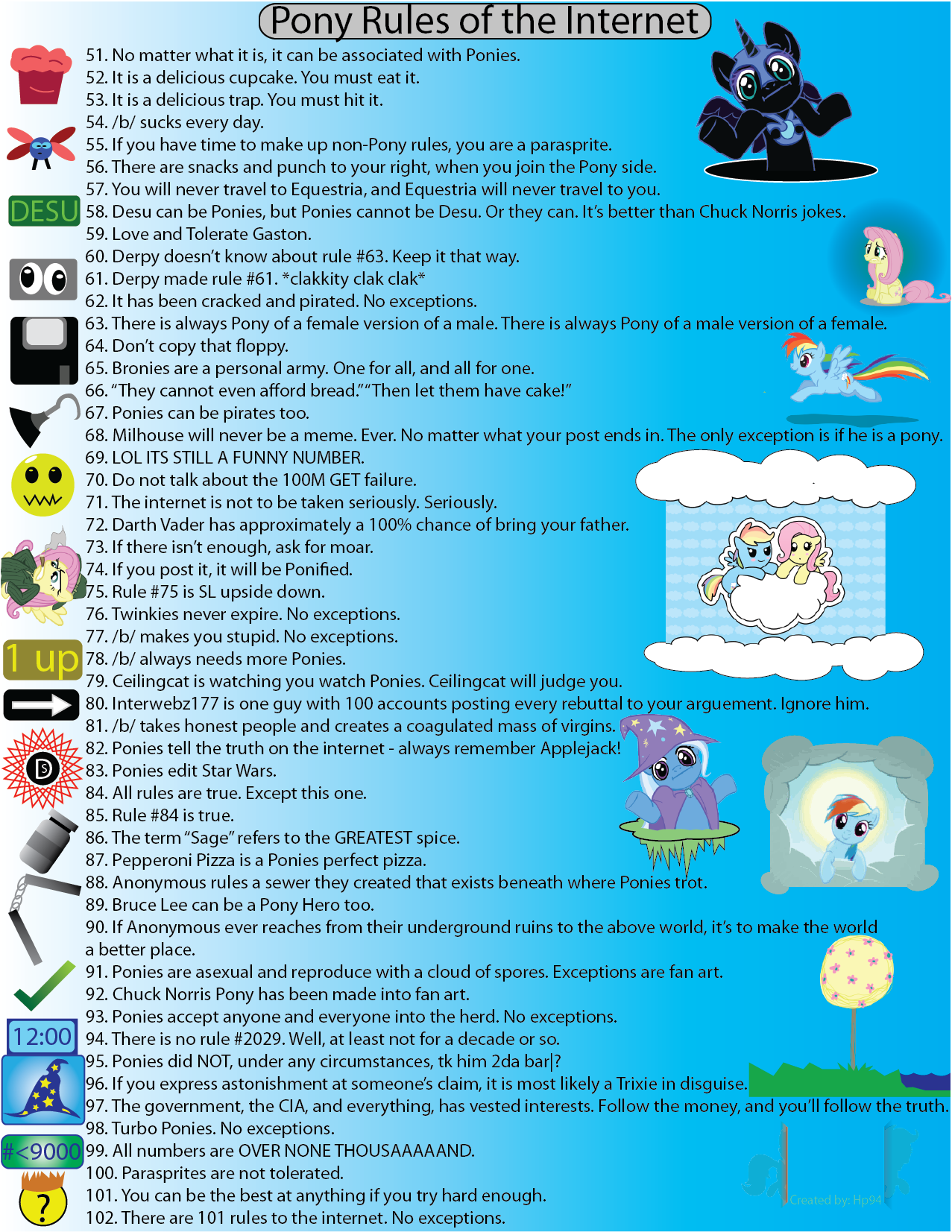 Image - 207332] | Rules of the Internet | Know Your Meme
