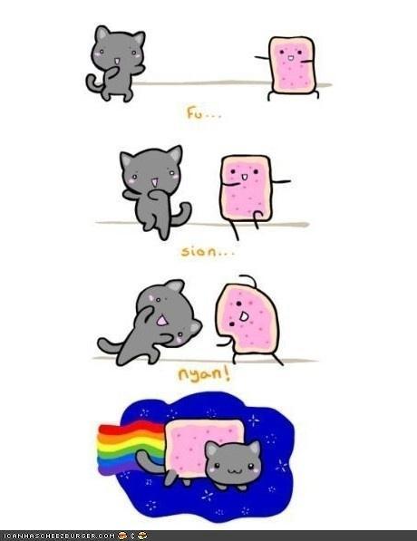 Image - 216946 | Nyan Cat / Pop Tart Cat | Know Your Meme