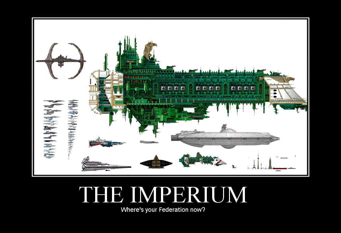 40k Memes The-imperium-vs-warhammer-40k