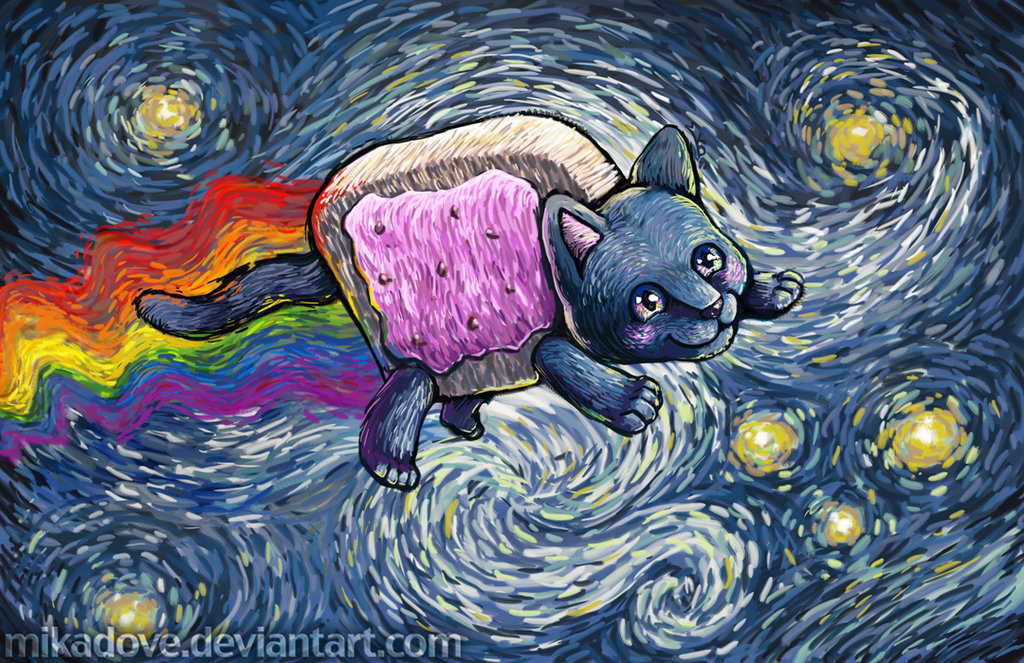 Image - 228849 | Nyan Cat / Pop Tart Cat | Know Your Meme