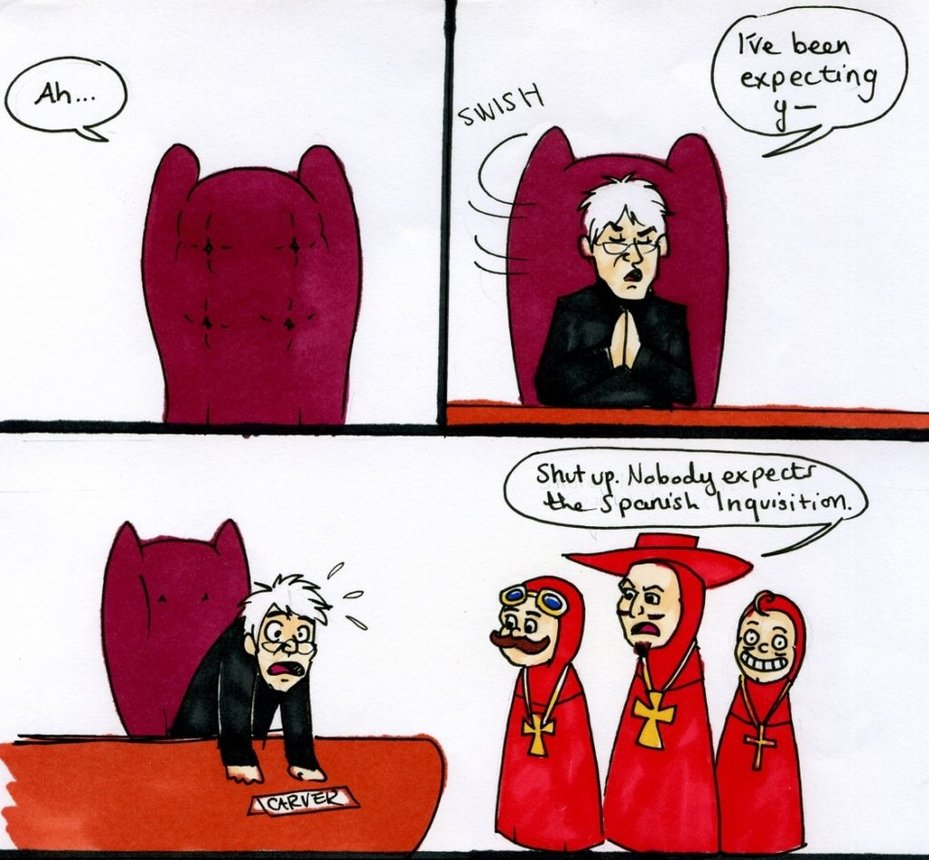[Image - 242389] | Nobody Expects The Spanish Inquisition ...