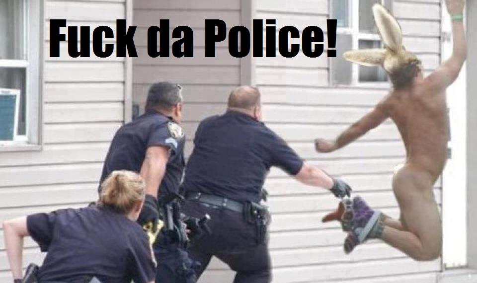 Fuck the police фото