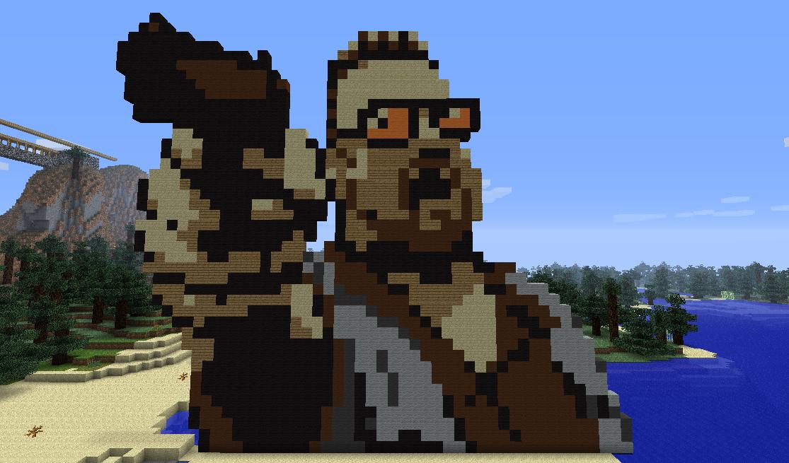 pixel art 4chan
