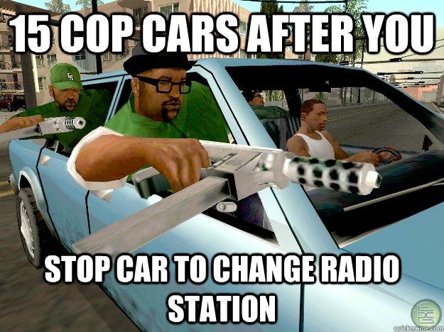Game Car Reas