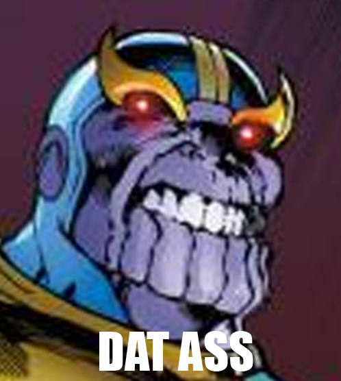 Thanos approves of this meme. - 9GAG