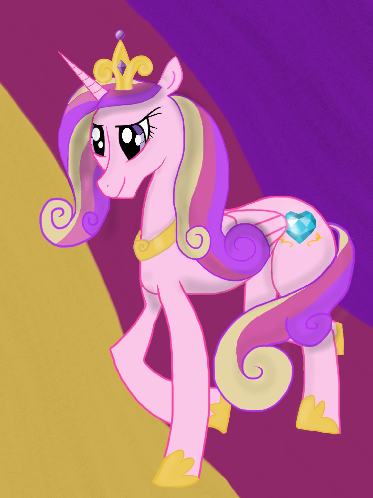 Princess cadence   My Little Pony: Friendship is Magic ... - photo#13