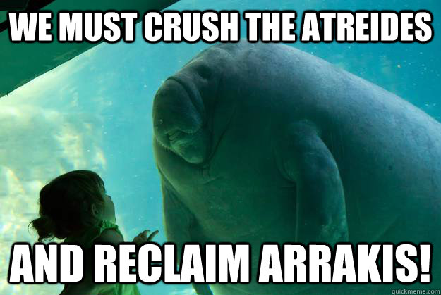 image 324433 overlord manatee know your meme