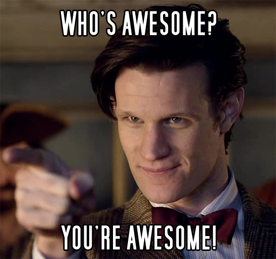 You Re Amazing Thank You: Who's Awesome? You're Awesome! / Sos