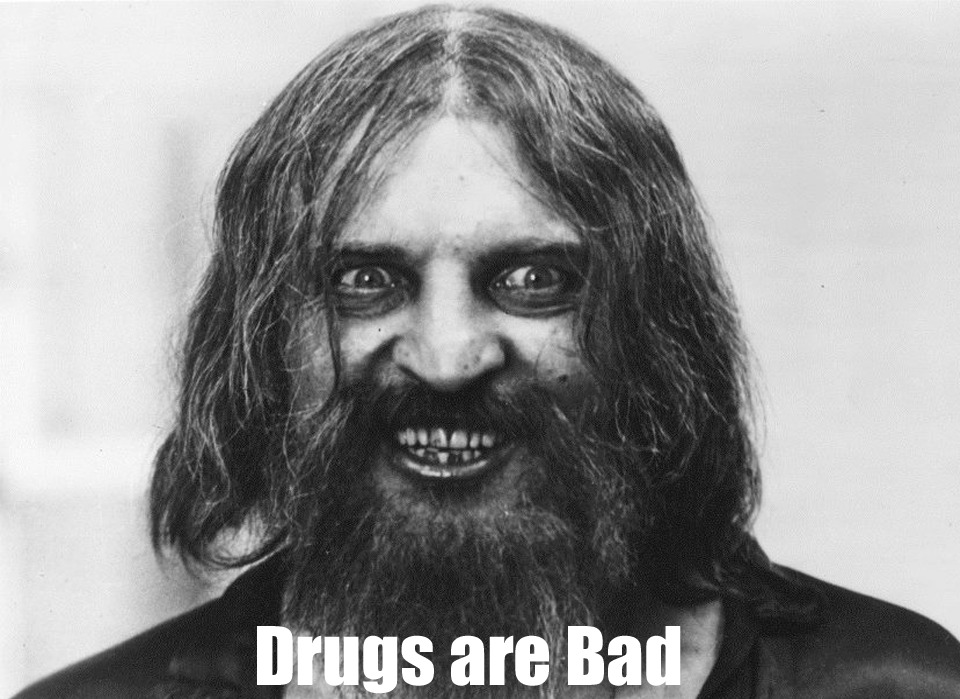 drugs are bad crazy eddie know your meme