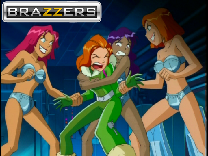 Totally Spies | Brazzers | Know Your Meme