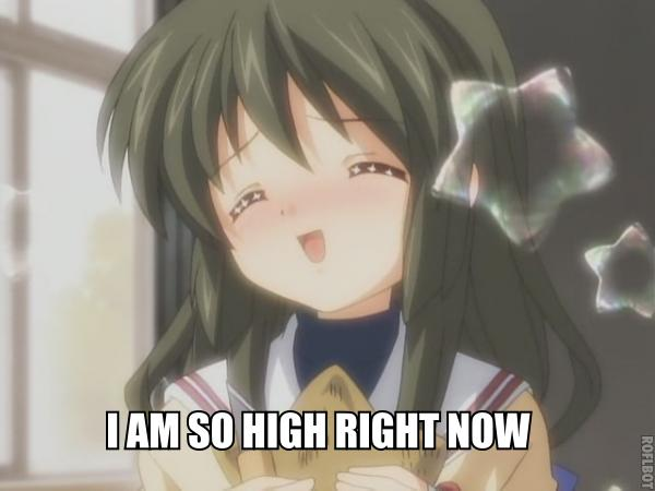 Anime Characters Starting With X : Fuko clannad know your meme