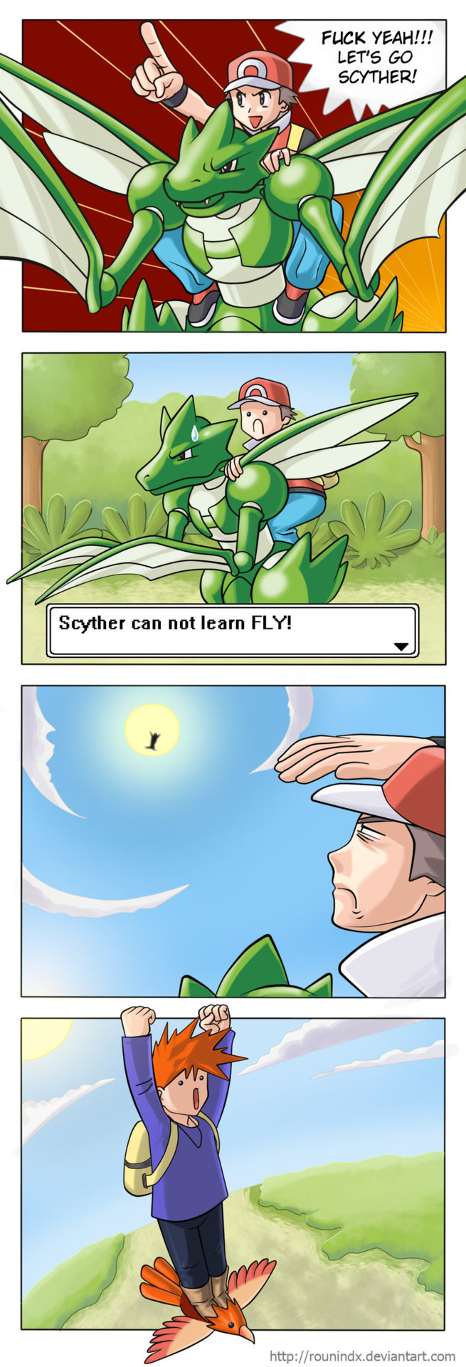Pokemon Video Game Logic Know Your Meme