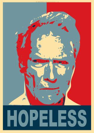 Hopeless   Clint Eastwood's Empty Chair Speech ...