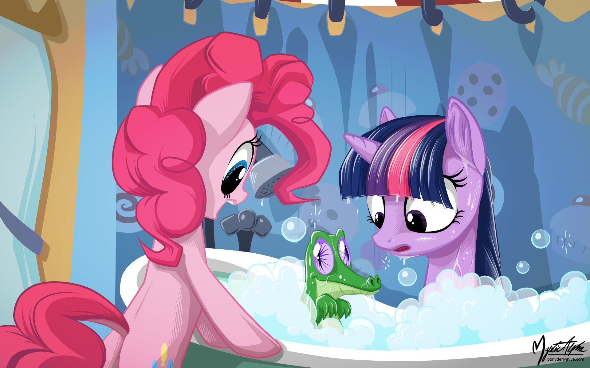 Bath Time | My Little Pony: Friendship is Magic | Know ...