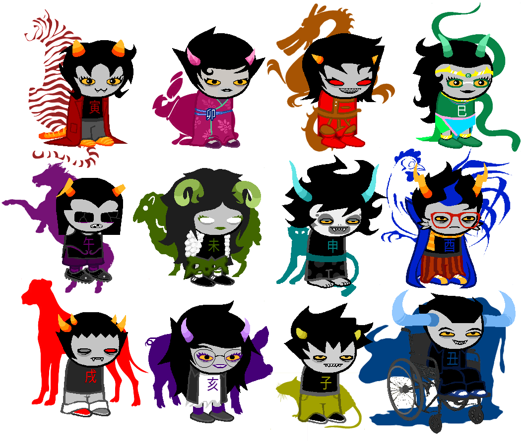 image   419335 homestuck know your meme