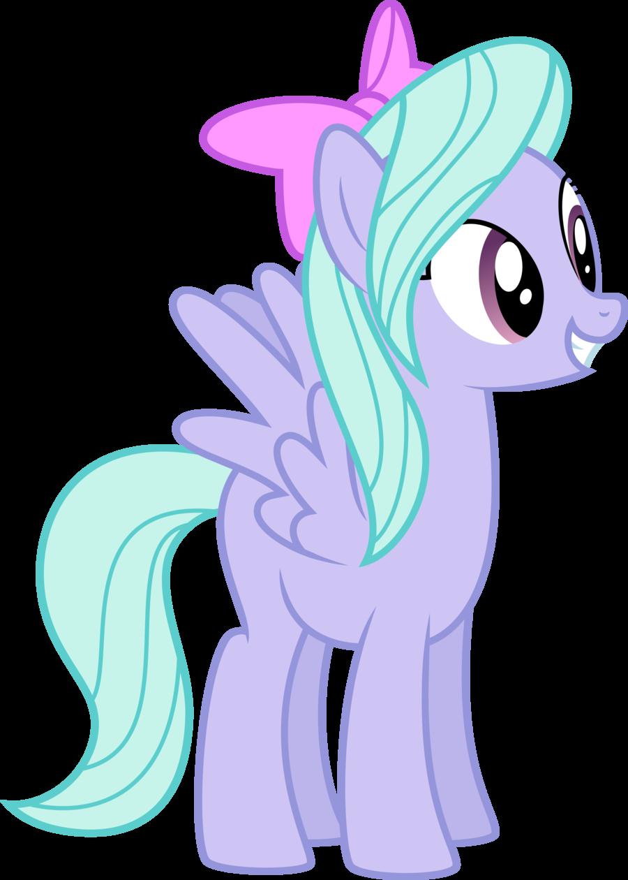 my little pony flitter