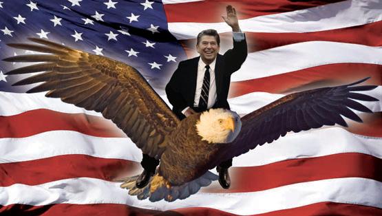 reagan eagle