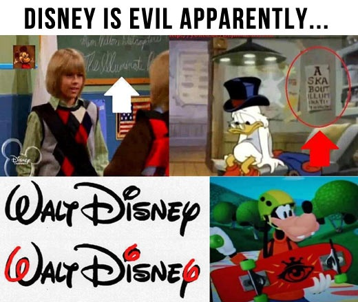 disney channel illuminati - photo #35