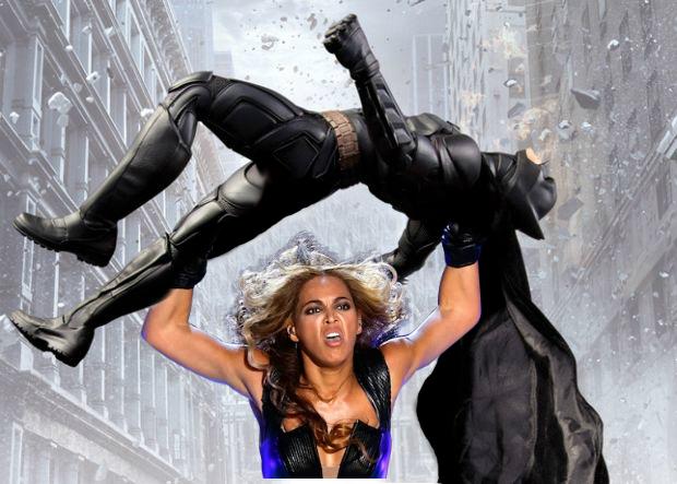Beyoncé retocada Super Bowl