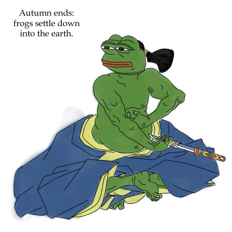 Sad Frog Meme Reason To Live
