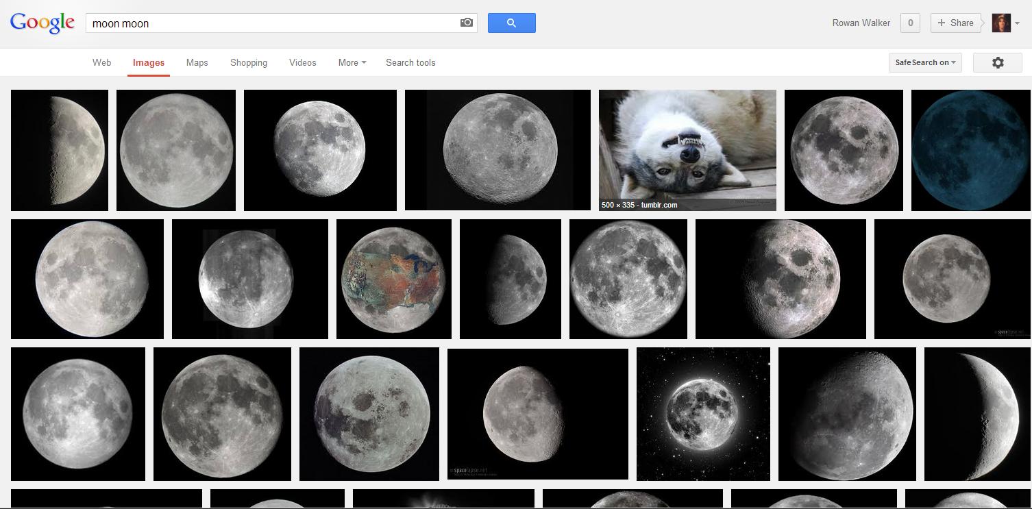 mozon and google
