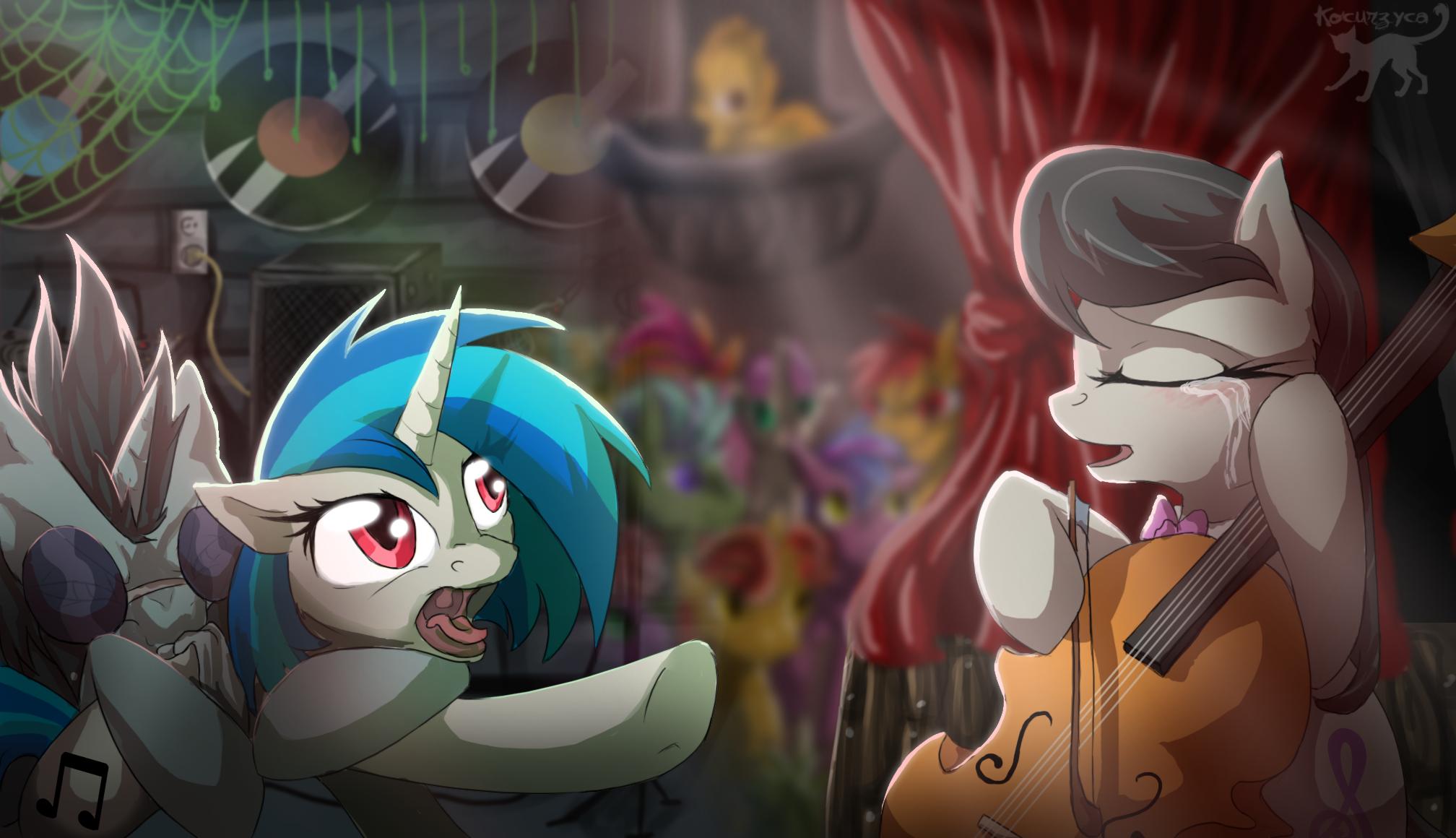 I Am Octavia My Little Pony Friendship Is Magic Know