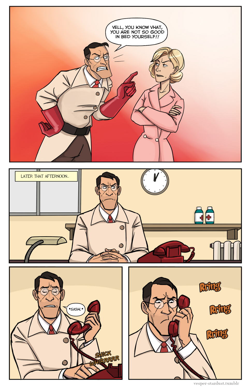 Medic S Wife Page 1 Team Fortress 2 Know Your Meme