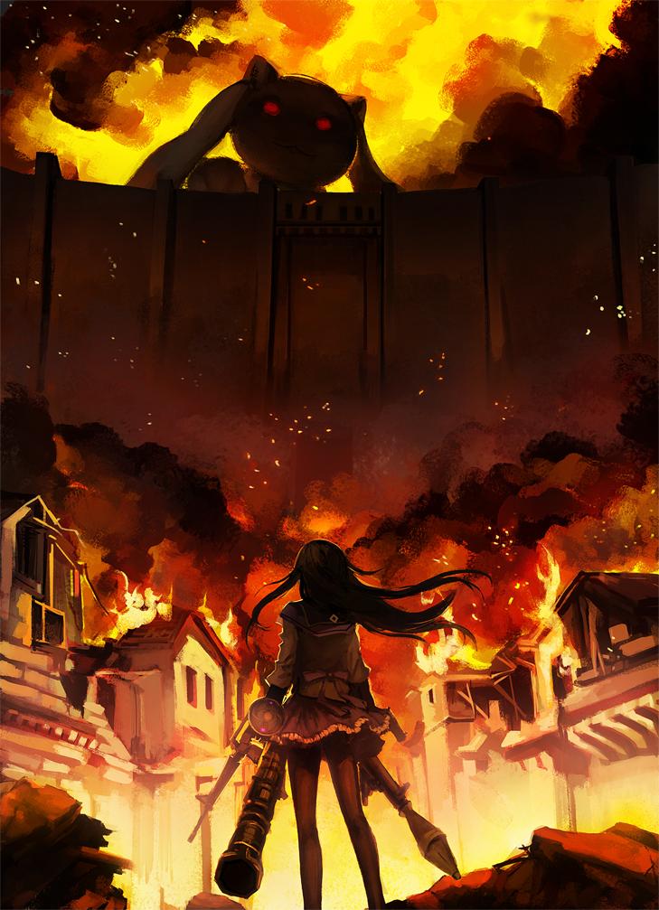 Attack on Witches : Attack on Titan / Shingeki No Kyojin ...