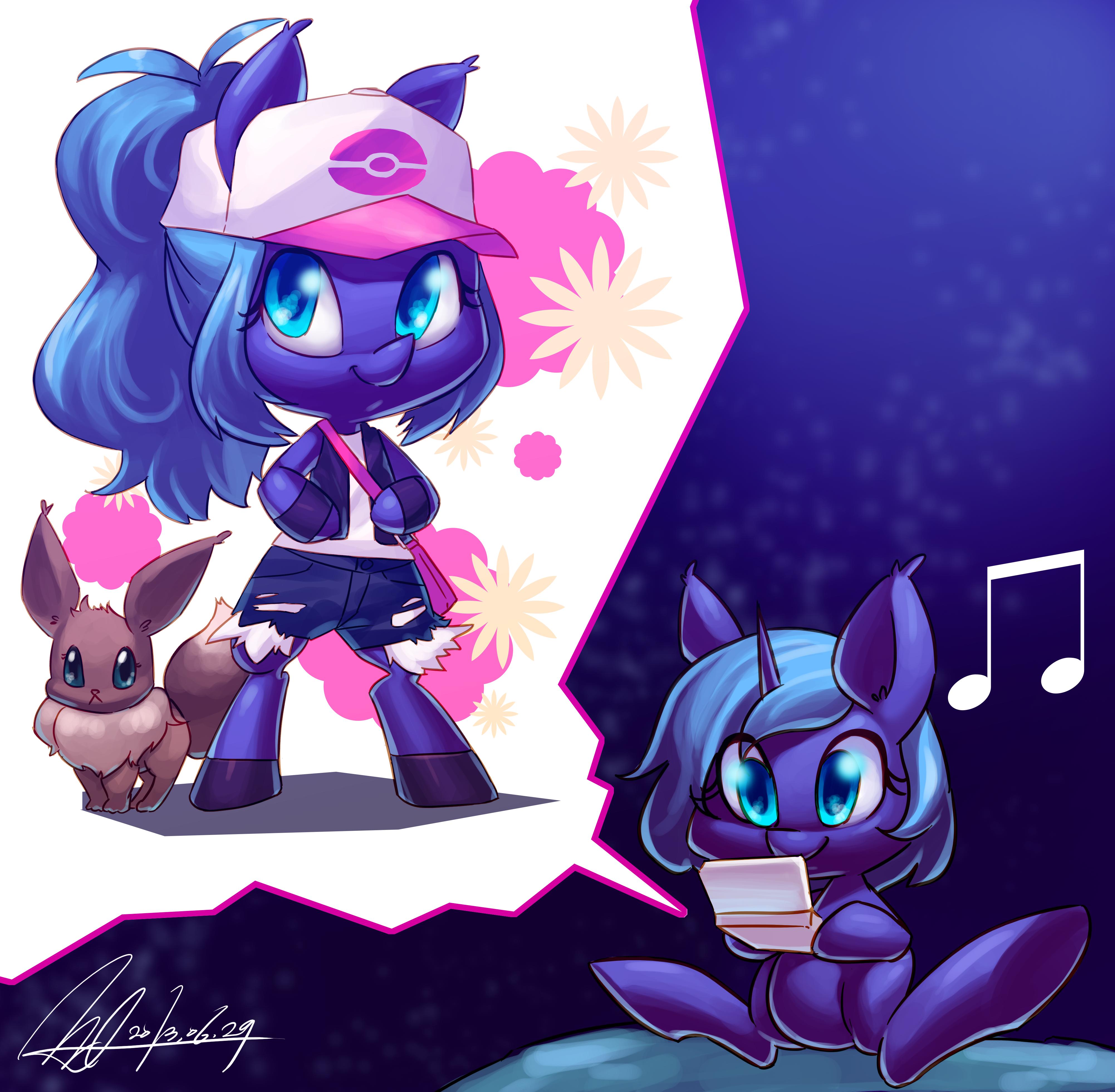 Gamer Luna One | My Little Pony: Friendship is Magic ...