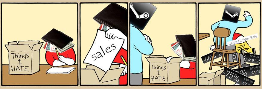 Steam summer sale   Steam Sales   Know Your Meme